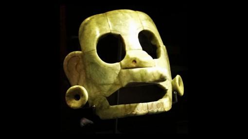 Guatemala thu hồi mặt nạ ngọc bích khoảng 1.400 năm tuổi