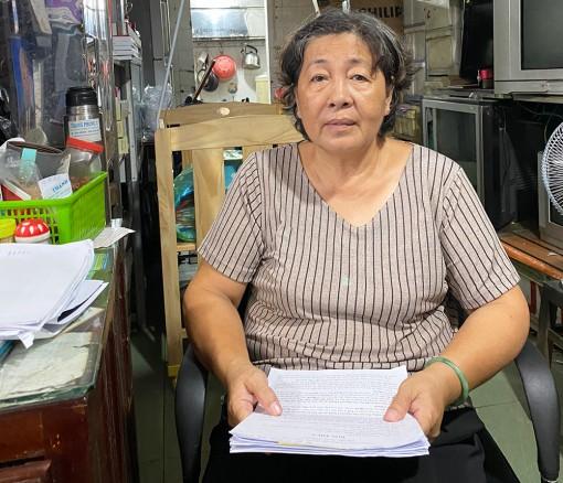 Trả lời khiếu nại của bà Nguyễn Thị Mỹ Hạnh