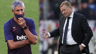 HLV Koeman không được chỉ đạo Barca ra quân La Liga 2020/21