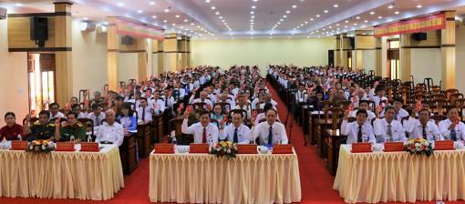 Đảng bộ TP. Châu Đốc: Đưa nghị quyết đại hội vào cuộc sống