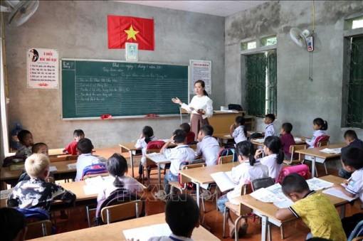 Điều lệ trường Tiểu học: Tạo điều kiện triển khai hiệu quả Chương trình giáo dục phổ thông mới