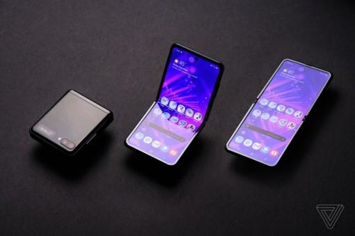 DSCC: Samsung sẽ chiếm trên 80% thị phần điện thoại thông minh gập