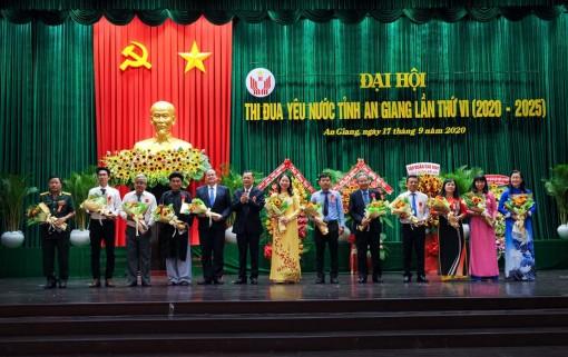 Đại hội Thi đua yêu nước tỉnh An Giang lần thứ VI (giai đoạn 2020-2025)