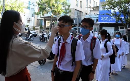 Bảo đảm an toàn cho học sinh khi trở lại trường