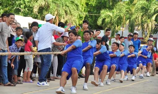 Tổ chức chu đáo Đại hội Thể dục - Thể thao các cấp