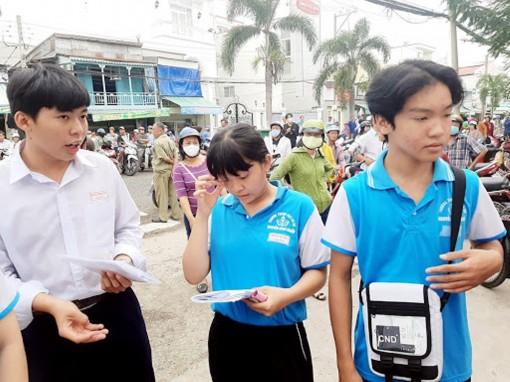 Trường Đại học An Giang công bố điểm sàn xét tuyển đại học, cao đẳng