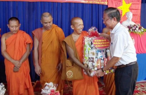 Tri Tôn tổ chức lễ Sene Dolta an toàn, tiết kiệm
