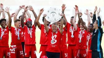 Bundesliga 2020 - 2021: Khó ngăn Bayern nâng đĩa Bạc lần thứ 9 liên tiếp