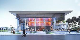 Ngày 22-9: Khởi công xây dựng Nhà hát tỉnh