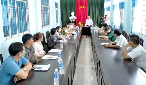 Tân Châu tổ chức đối thoại với các cơ sở sản xuất đường phèn