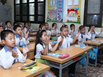 Từ năm học 2020-2021, không áp dụng kỷ luật với học sinh tiểu học