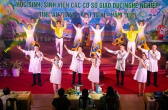 Hội diễn văn nghệ học sinh, sinh viên các cơ sở giáo dục nghề nghiệp tỉnh An Giang lần thứ III năm 2020