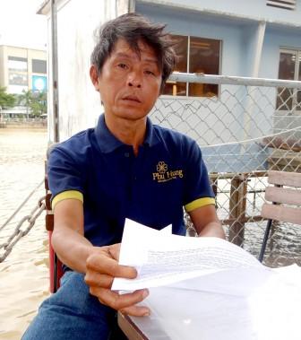 Yêu cầu hủy giấy chứng nhận quyền sử dụng đất đã được tòa án thụ lý