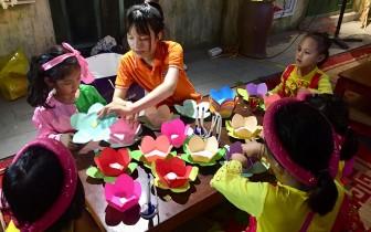 Khai mạc chương trình vui Tết Trung thu tại Hoàng thành Thăng Long