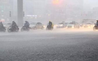 Thời tiết ngày 20-9: Nhiều khu vực trên cả nước có mưa dông