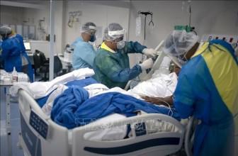 Diễn biến COVID-19 tới 6 giờ sáng 20-9: Thế giới gần 31 triệu ca bệnh
