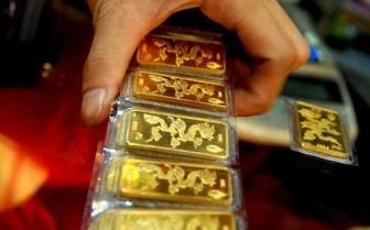 Giá vàng hôm nay 20-9: Giảm trái chiều đà tăng thế giới