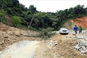 Thời tiết ngày 21-9: Bắc Bộ, Trung Bộ lượng mưa giảm, vùng núi đề phòng lũ quét, sạt lở đất