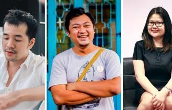 Ba nhà làm phim Việt tham gia bàn tròn với các đạo diễn Đông Nam Á