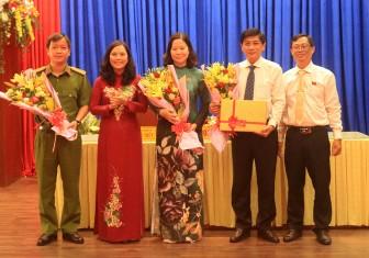 TP. Long Xuyên có tân Chủ tịch HĐND, Chủ tịch và Phó Chủ tịch UBND