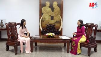 Bí thư Tỉnh ủy Võ Thị Ánh Xuân trả lời phỏng vấn Báo An Giang Online trước thềm Đại hội đại biểu Đảng bộ tỉnh lần thứ XI (nhiệm kỳ 2020-2025)