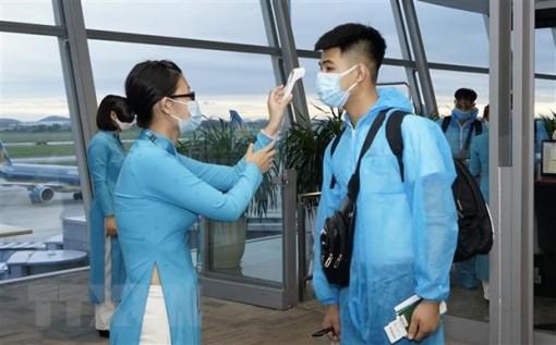 Sáng 21-9, Việt Nam không có ca lây nhiễm COVID-19 trong nước