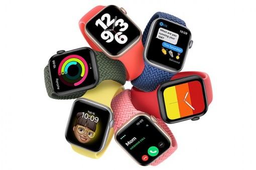 Apple Watch SE không có màn hình Always On
