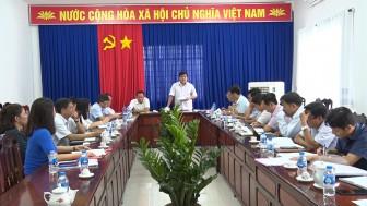 Phú Tân triển khai Dự án nạo vét thông luồng sông Cái Vừng