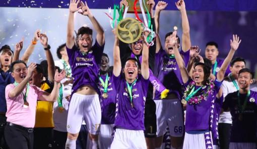 Vô địch V-League 2020 được đá AFC Champions League 2021