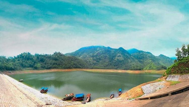Hồ Vai Miếu địa điểm du lịch đầy tiềm năng của tỉnh Thái Nguyên