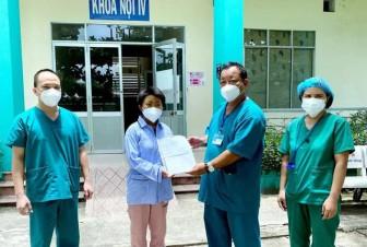 Thêm 10 người mắc Covid-19 được công bố khỏi bệnh