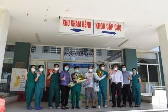 Bệnh nhân mắc Covid-19 cuối cùng tại Đà Nẵng xuất viện