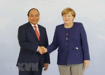 Quan hệ giữa Việt Nam và Đức thể hiện sức sống bền bỉ và mạnh mẽ