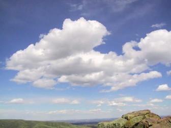 Một đám mây nặng bao nhiêu?