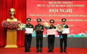 Khen thưởng các lực lượng phá án ma túy điển hình