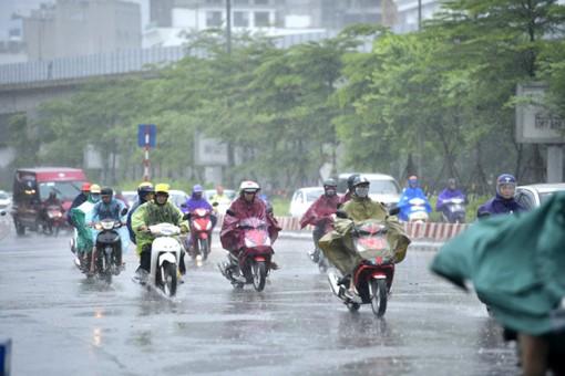Thời tiết ngày 23-9: Bắc Bộ trời chuyển mát, nhiều khu vực trên cả nước có mưa dông