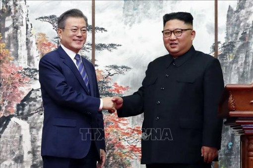Tổng thống Hàn Quốc đề nghị tuyên bố kết thúc Chiến tranh Triều Tiên