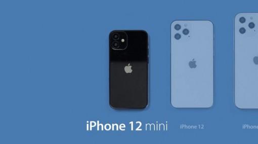 iPhone 12 nhỏ nhất sẽ có tên Mini