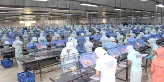 Kim ngạch xuất khẩu tăng 3,54% so cùng kỳ
