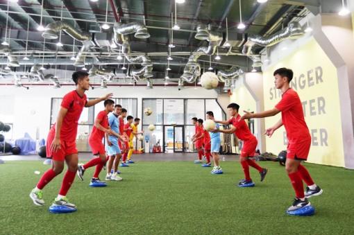 VFF chính thức là thành viên Chương trình phát triển bóng đá trẻ cấp cao AFC