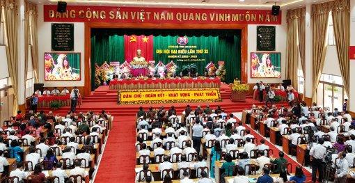 Đại hội đại biểu Đảng bộ tỉnh An Giang lần thứ XI (nhiệm kỳ 2020-2025): Bước vào ngày làm việc cuối cùng và bế mạc