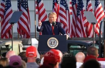 Bầu cử Mỹ 2020: Thượng viện Mỹ thông qua nghị quyết về chuyển giao quyền lực
