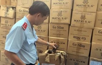 Tiêu hủy gần 140 nghìn hộp mỹ phẩm không đúng hồ sơ công bố