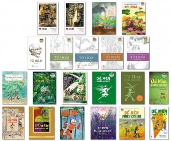 Ra mắt bộ sách nhân kỷ niệm 100 năm Ngày sinh Nhà văn Tô Hoài