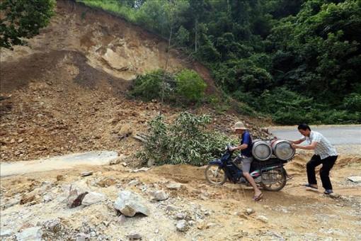 Thời tiết ngày 25-9: Bắc Bộ mưa rào và dông, vùng núi đề phòng lũ quét, sạt lở đất