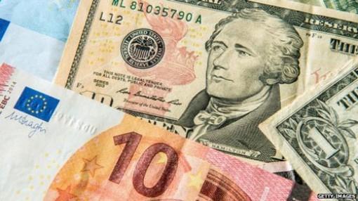 Tỷ giá ngoại tệ ngày 25-9: USD tăng tiếp