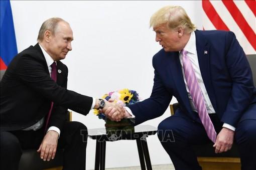 Tổng thống Nga kêu gọi Mỹ nối lại đối thoại về bảo đảm an ninh mạng