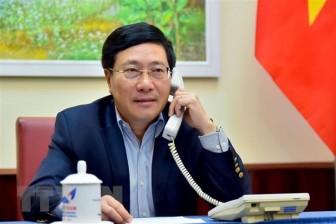 Phó Thủ tướng: Việt Nam coi trọng quan hệ Đối tác chiến lược với Đức