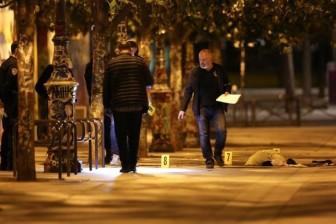 Tấn công bằng dao ở Paris, ít nhất 4 người bị thương