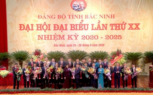 Xây dựng Bắc Ninh trở thành thành phố trực thuộc Trung ương theo hướng văn minh, hiện đại